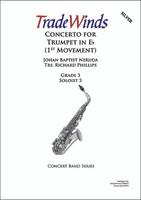Concerto for Trumpet, Mvt. I (Neruda)