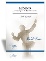 Mjölnir (for Solo Timpani & Wind Ensemble)