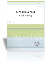 Machina No. 1 (Multi-Percussion Duet)