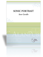 Sonic Portrait (Duet for 2 Marimbas)