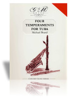 Four Temperaments for Tuba