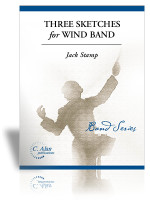 Three Sketches for Wind Band (Gr. 4)