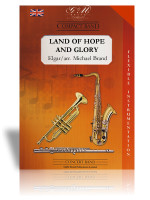 Land of Hope and Glory [Compact Band] (Elgar)
