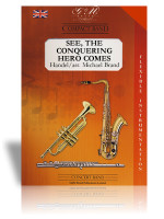 See, the Conquering Hero Comes [Compact Band] (Handel)