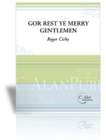 God Rest Ye Merry Gentlemen (brass ensemble)