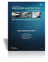 Book of Percussion Audition Music, The