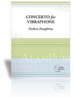 Concerto for Vibraphone (piano reduction)