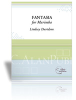 Fantasia for Marimba (piano reduction)