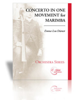 Concerto in One Movement for Marimba & String Orchestra