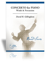 Concerto for Piano, Winds & Percussion