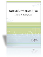 Normandy Beach - 1944