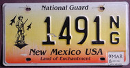 New Mexico National Guard 2006
