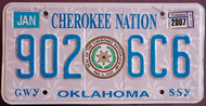 Oklahoma Cherokee Nation 2007 5