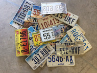 Individual Craft License Plate