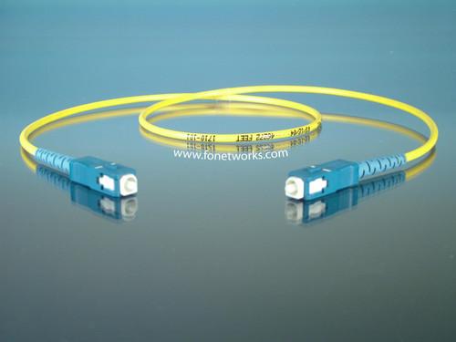 Singlemode Simplex Cable Assembly SC/SC