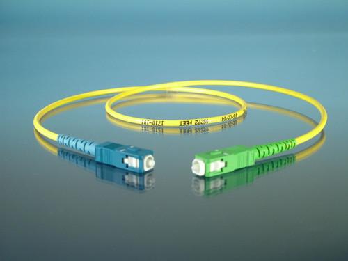 Singlemode Simplex Cable Assembly SC/APC-SC/UPC