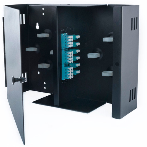 WMP Wall Mount Patch Panel - 2 MAP Capacity