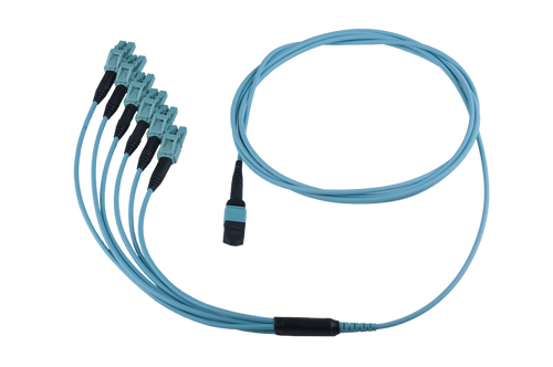 P3Link Xtreme MTP-LC Fiber Harness