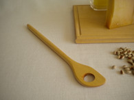 Hickory Wood Sauce Spoon Small  11-3/4""