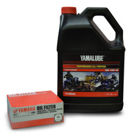 Yamaha Oil Change Kit (83-93 All)