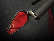 CRG Arrow Bar End Mirror (85-07 All)