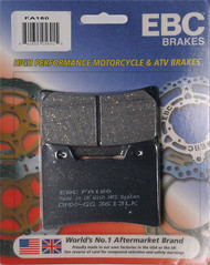EBC Brakes High Performance Organic Brake Pads - Front (93-07 All)