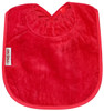 Red Towel Large Bib