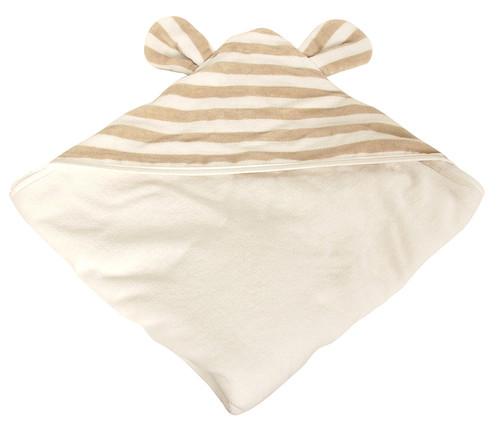 Milk Organic Hooded Towel