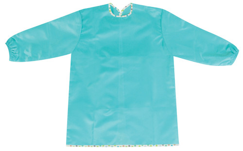 Aqua Painting Apron Long Sleeve