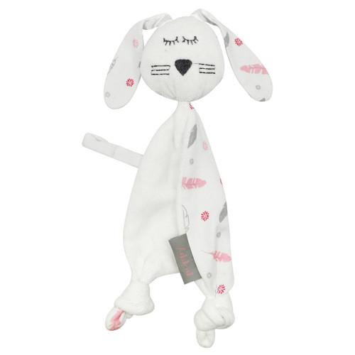 Poppy the Rabbit Snuggypop Comforter