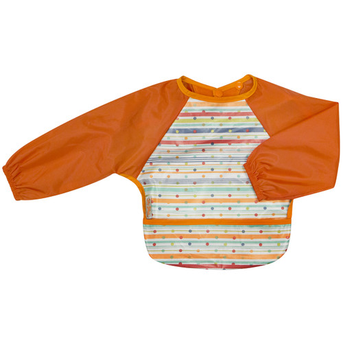 Wipe Clean Long Sleeve Bib Sprite