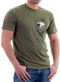 Men's Air Force T-Shirt - US Air Force - GUARDIANS OF FREEDOM - Model - Front
