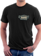 Men's Navy T-Shirt - US Navy Davy Jones - Savior of Sailors United States Navy - Model - Front
