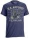 Men's Air Force T-Shirt - US Air Force Fly Fight Win - Front