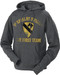 Men's and Lady's Army Hoodie - 1st Cavalry of US Army - The First Team Retro Hooded Sweatshirt