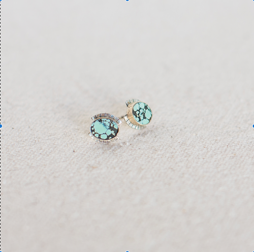 Young In the Mountains : Sierra Madre Stud Earring