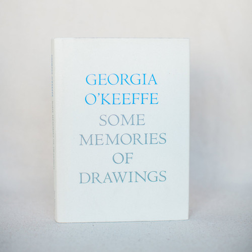 Georgia O'Keeffe Memories of Drawings