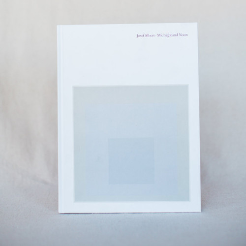 Josef Albers : Midnight and Noon