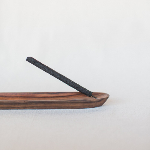 Midland : Teak Incense Holder
