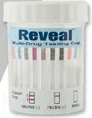 Reveal Clia Waive Drug Test Cup