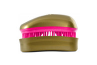 Dessata - Professional - Mini Detangling Brush - Old Gold-Fuchsia