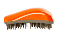 Dessata - Professional - Original Detangling Brush - Orange-Old Gold