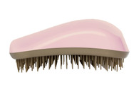 Dessata - Professional - Original Detangling Brush - Pink-Old Gold