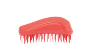 Dessata - Neon Coral Collection - Maxi Detangling Brush - Coral-Coral
