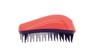 Dessata - Neon Coral Collection - Maxi Detangling Brush - Coral-Purple