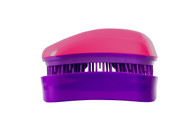 Dessata - Colours - Mini Detangling Brush - Fuchsia-Purple