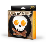 FUNNY SIDE UP Skull Egg Corral