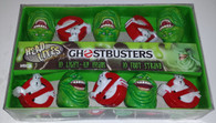 Ghostbusters Head Lights 10 Foot String Light Set Featuring Slimer