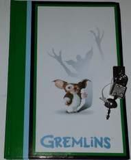Gremlins Gizmo Diary with Lock and Key