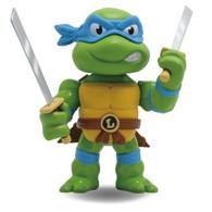 Teenage Mutant Ninja Turtles Leonardo 4-Inch Metals Die-Cast Action Figure
